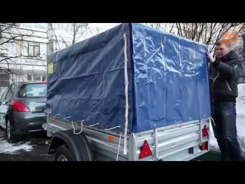 Прицепы для легковых автомобилей б/у в Нижнем Новгороде