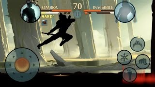 Shadow Fight 2 - Fight against the Invisible Man at Stone Grove