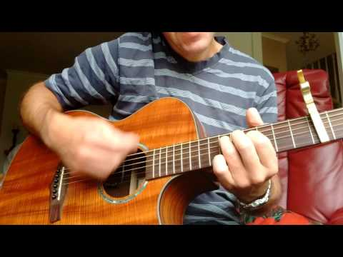 Sparks - Coldplay guitar chords