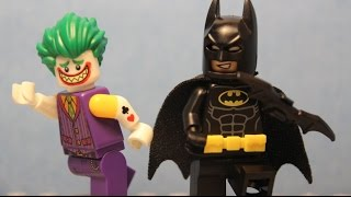Lego Batman (Rebrick Contest) Pedal To The Medal