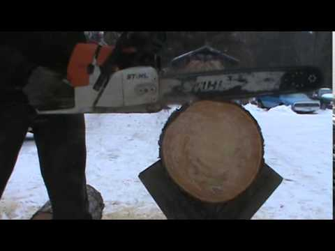 Tree Monkey Chainsaw Porting