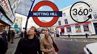 360° Notting Hill (подробности эпизода в описании).