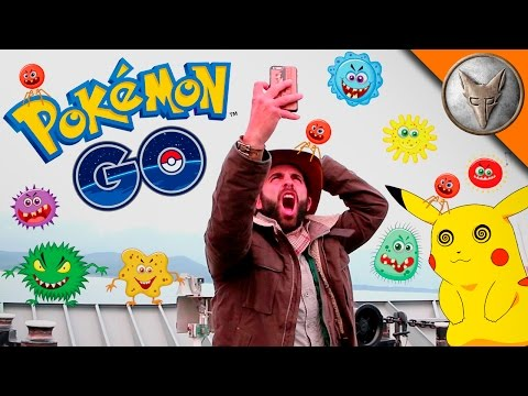 Catching Pokemon GO FEVER!