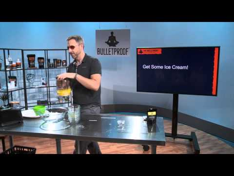 "Bulletproof Life ""Get Some"" Ice Cream Recipe from Dave Asprey"