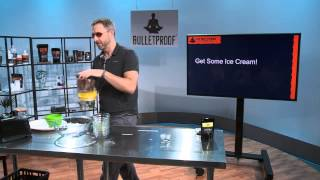 """Bulletproof Life """"Get Some"""" Ice Cream Recipe from Dave Asprey"""