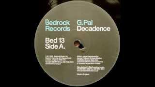 G-Pal - Decadence