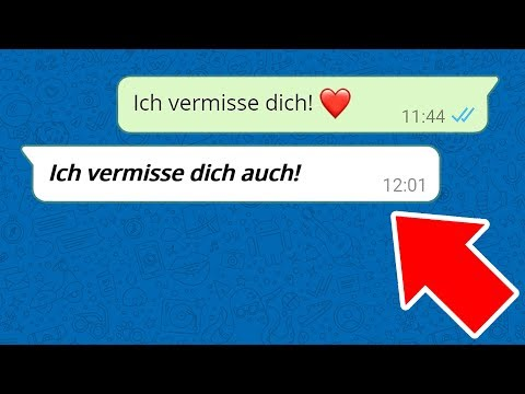 8 GEHEIME WhatsApp TRICKS - Die fast niemand kennt!