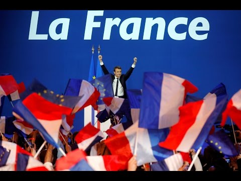 Macron and Le Pen to face off in France - GN Headlines