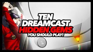 Ten Dreamcast Hidden Gems