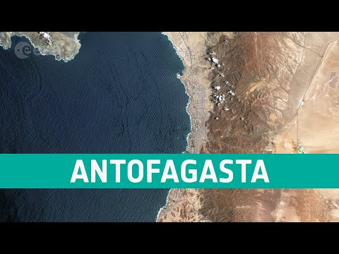 Earth from Space: Antofagasta, Chile