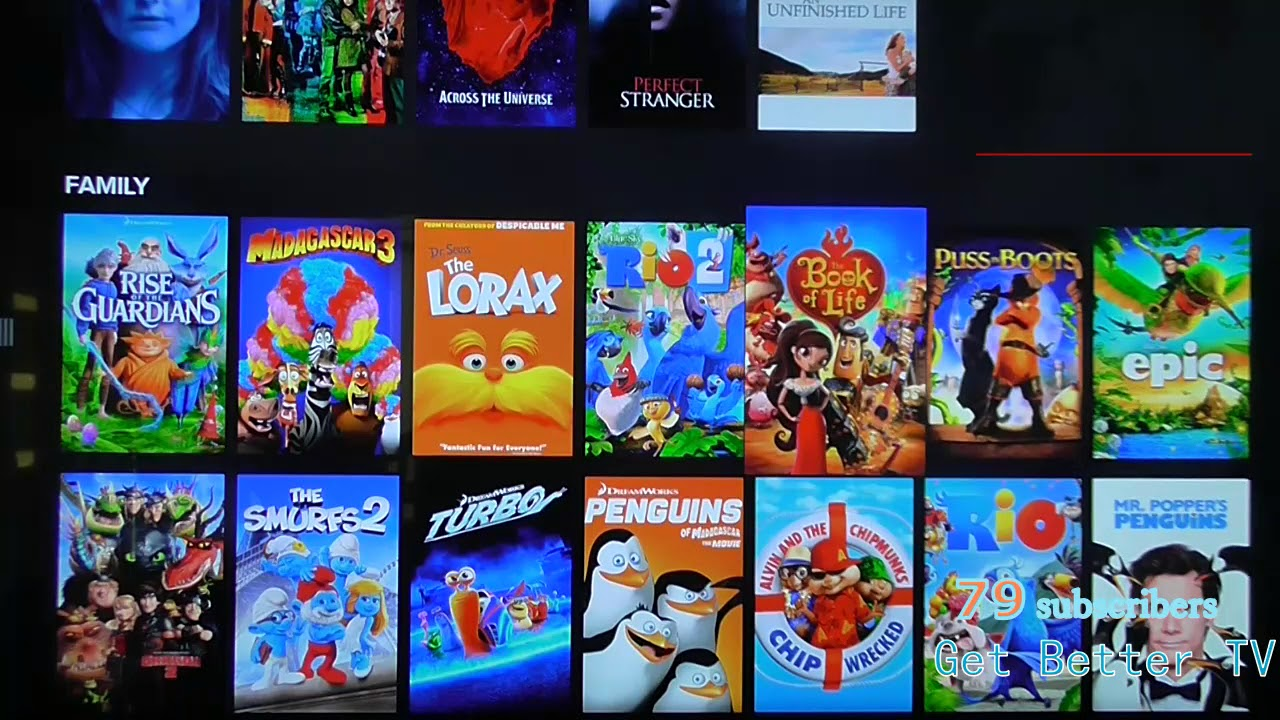 FXnow on Android TV