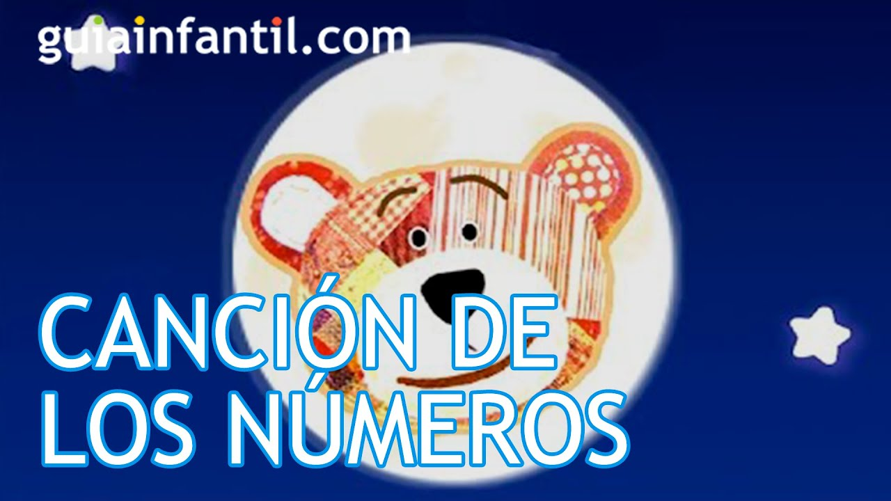 Canciones de cuna - Aprende los números con Traposo