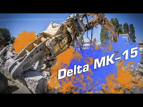 Гидроножницы Delta MK-15. Отзыв оператора