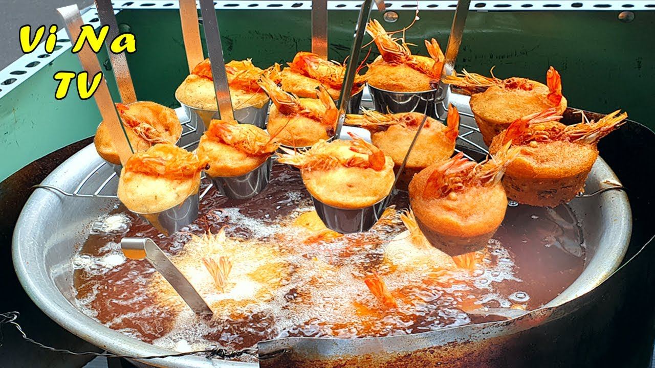 Bánh Cóng Sóc Trăng đặc sản Miền Tây sông nước khách nước ngoài ăn ai cũng khen ngon tại Bùi Viện