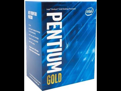 Процесор Intel Pentium Gold G6400 4.0 GHz / 8GT / s / 4 MB (BX80701G6400) s1200 BOX
