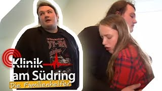 """""""Raus aus meinem Zimmer!"""": Amelie (12) nervt ihren Bruder!   Die Familienhelfer   SAT.1"""