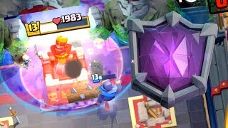 Clash Royale - LAST SECOND PUSH! 6000 or BUST.