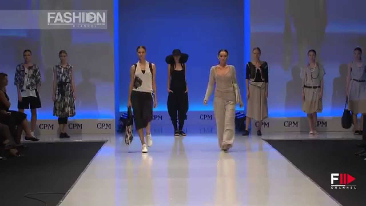 Fashion fair spring colors 2015 and youtube -  Collection Premi Re Moscow Crea Concept Spring Summer 2014 Fashion Show Hd By Fashion Channel Youtube