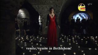 Enya-Adeste Fideles( performing)