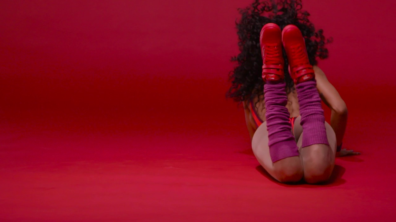 the best attitude 2dea5 68228 Teyana Taylor Launches Totally  80s Reebok Freestyle Sneakers