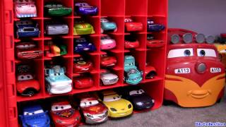 Cars 2 Storage Carry Case 30 Die-cast Disneypixar Cars-toons Mater's Tall Tales By Blucollection