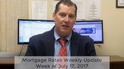 Mortgage Rate Update July 17 2017