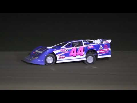 Late Model B-Feature at Crystal Motor Speedway, Michigan on 09-01-2019!!