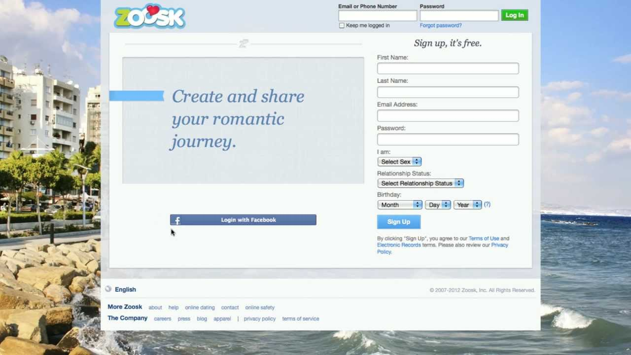 how to delete your profile from zoosk