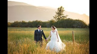 Red Lodge Golf Course Wedding :: Kelsey + Logan