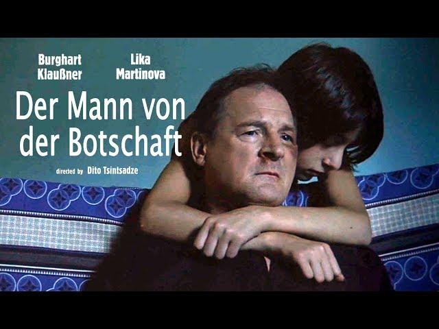 Der Mann von der Botschaft (Liebesdrama in voller Länge auf deutsch, ganzer Spielfilm auf deutsch)