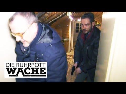 Mutter will ihr Schreibaby loswerden: Achtung, Schusswechsel   TEIL 2   Die Ruhrpottwache   SAT.1 TV