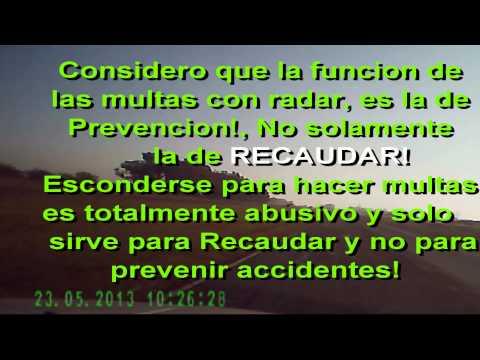 Multas en Autopista Santa Fe- Rosario!
