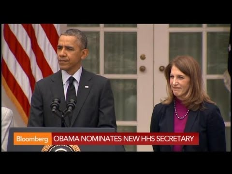 Obama: HHS Nominee Burwell a Proven Manager