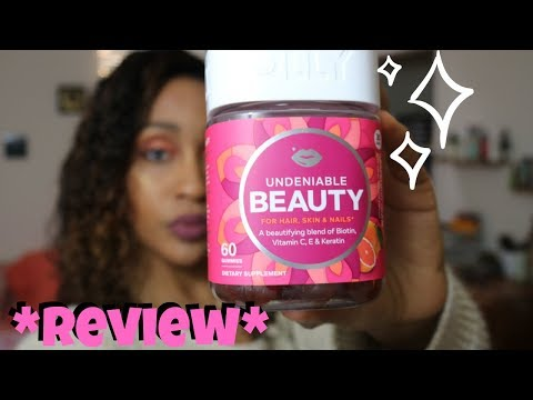 olly-vitamins-undeniable-beauty-review