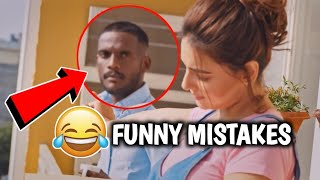 Mistakes In Kale Je Libaas | KAKA | Official Video | Ginni Kapoor | Latest Punjabi Song - Songs Sins