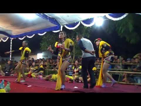 Dolalak Kridha Muda, Lagu Perawan Kalimantan, video 10 - 17, Pekutan, tgl. 1 Maret 2018