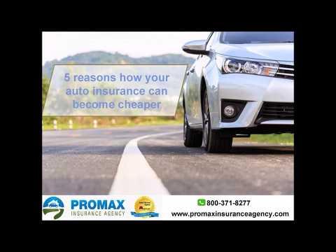 California auto insurance coverage