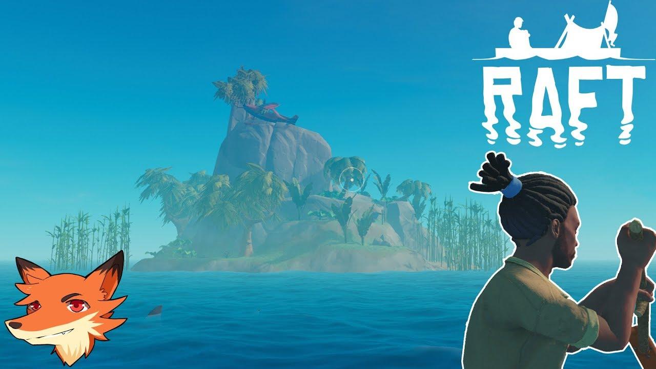 Download RAFT S2E01 [FR] Xav et Dan sont à nouveau paumés en pleine mer! Il va falloir survivre à 2!