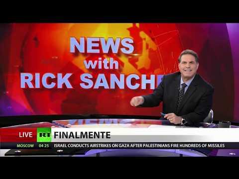 Journalist Rick Sanchez, I Stand with CNN thumbnail