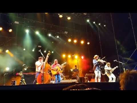 Old Crow Medicine Show - Tell It To Me - Alabama High Test - Mexico 2.2.2018