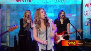 Kelly Clarkson in GMA: My Life Would Suck Without You (HD)
