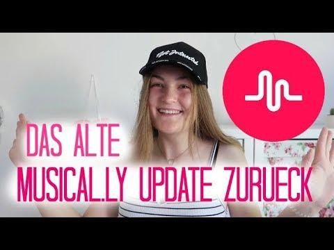 ALTES MUSICAL.LY UPDATE WIEDERHERSTELLEN // SO bekommst DU das ALTE UPDATE ZURÜCK! // creatis live