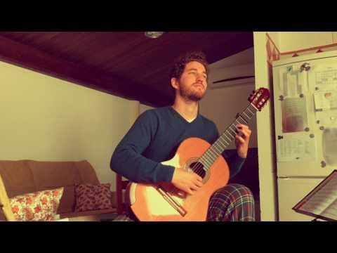 Samsung Morning flower alarm Classical Guitar Cover