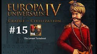 EU4 - Cradle of Civilization - Mamluks - Part 15