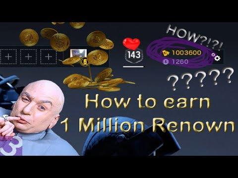 How Do I Get 1 Million Renown? - Rainbow Six Siege Renown