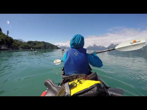 Sea Kayaking Glacier Bay Alaska