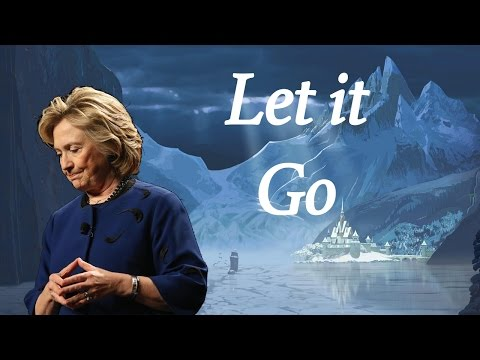 Hillary Clinton - Let it Go (Frozen Parody)