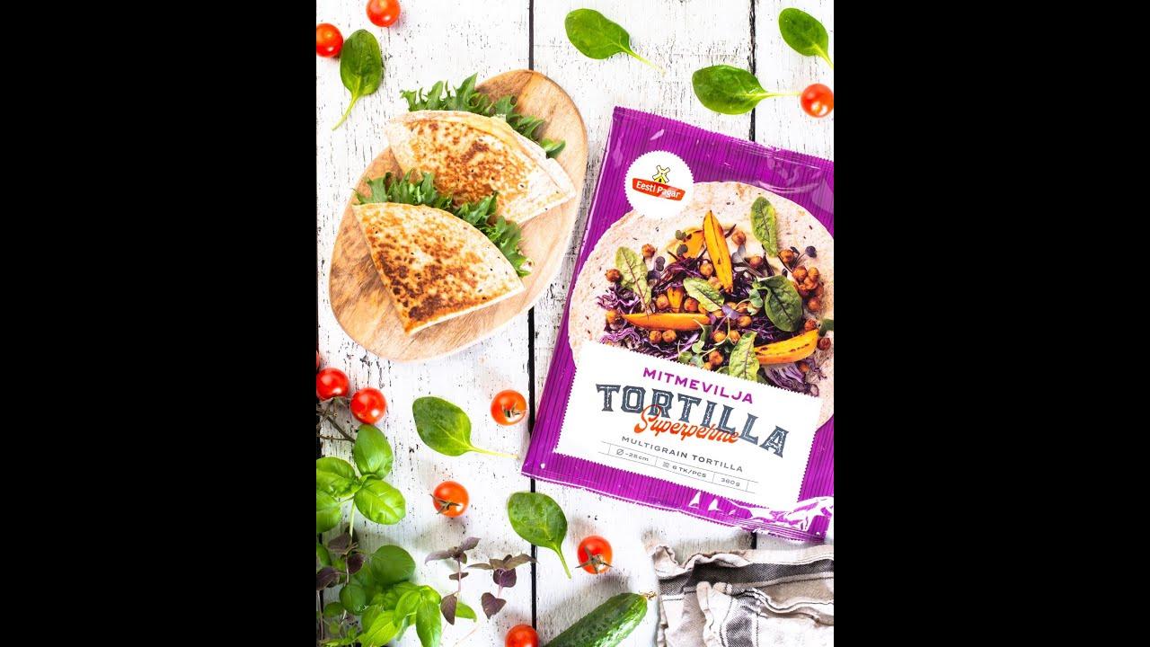 Eesti Pagar Tortilla Wrap