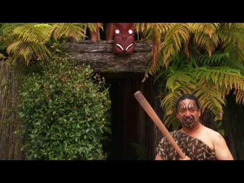 Tamaki Maori Village - New Zealand