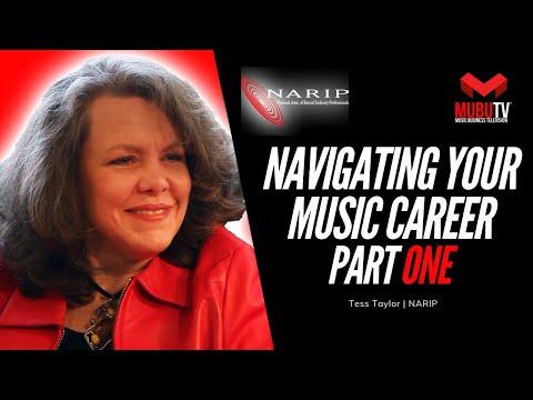 MUBUTV: Insider Video Series  Season 1 Episode 19 Director of NARIP Tess Taylor Pt.1